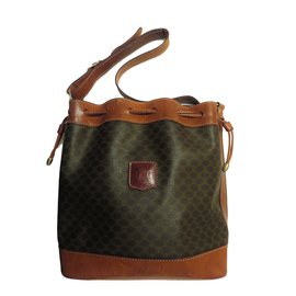 Céline-Handbags-Brown