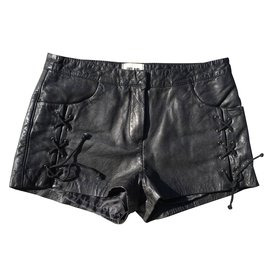 Bel Air-Shorts-Noir