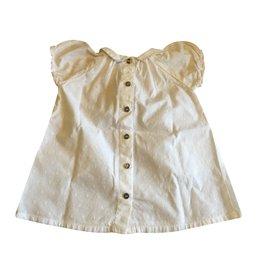 Petit Bateau-Dresses-White
