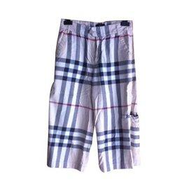 Burberry-Pants, leggings-Liberty print