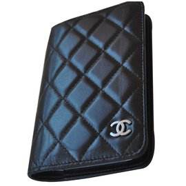 Chanel-Purses, wallets, cases-Brown
