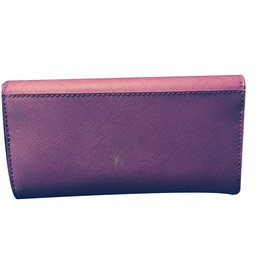 92eb5e6db8c7 Michael Kors-Wallets-Purple Michael Kors-Wallets-Purple
