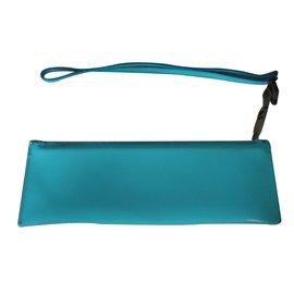 Burberry-Clutch bags-Green