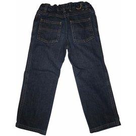 Petit Bateau-Pantalons garçon-Bleu
