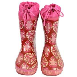 Agatha Ruiz de la Prada-Boots-Pink