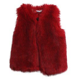 Marc Jacobs-Gilet enfant Little Marc Jacobs-Rouge