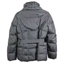 Moncler-Coats, Outerwear-Grey