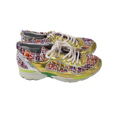 Chanel-Sneakers-Multiple colors