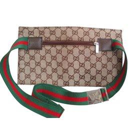 Gucci-Pochettes-Multicolore