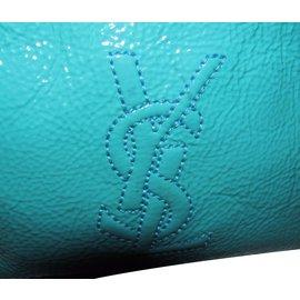 Yves Saint Laurent-Pochettes-Bleu