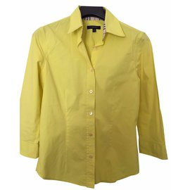 Burberry-Tops-Yellow