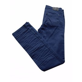 Costume National-C'N'C' Costume National Jeans, Size 26-Blue