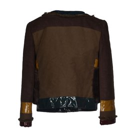 Dsquared2-Veste-Multicolore