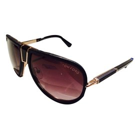 Tom Ford-Sunglasses-Black