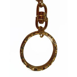 Céline-Bag charms-Golden