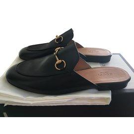 Gucci-Mules-Noir