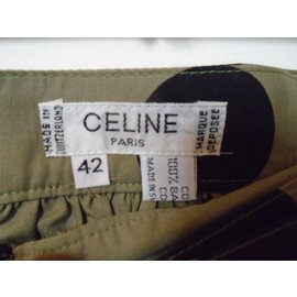 Céline-Skirt-Bronze