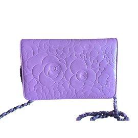 Chanel-Chanel Camelia WOC-Pink