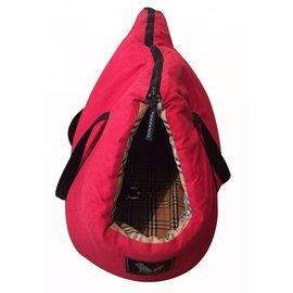Burberry-Travel bag-Red