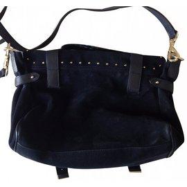 Mulberry-Alexa Handbag-Blue