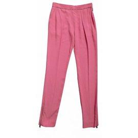 Balenciaga-Pantalons-Rose