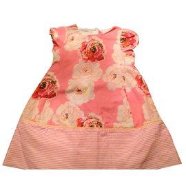 Autre Marque-Robes fille-Multicolore
