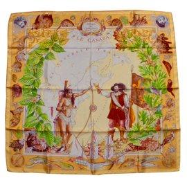 Hermès-« Le CANADA » (ou Samuel de Champlain's)-Multicolore