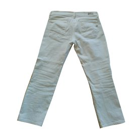 7 For All Mankind-seven-White