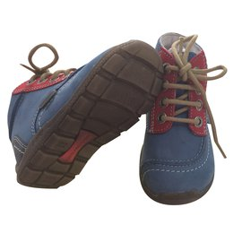 Autre Marque-Chaussure aster enfant-Bleu