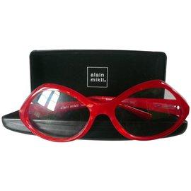 Alain Mikli-lunettes Alain Mikli-Rouge ... 21de7f234d69