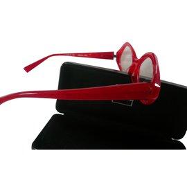 Alain Mikli-lunettes Alain Mikli-Rouge