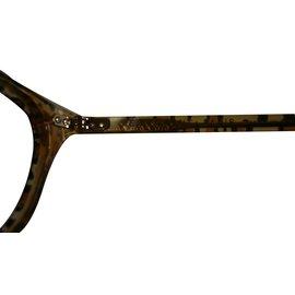 Autre Marque-lunettes Alain Lafont-Imprimé léopard