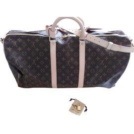 Louis Vuitton-Keepall Bandoulière 55 Monongram-Autre