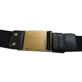 Louis Vuitton-Ceinture-Noir
