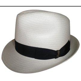 Borsalino-PANAMA-Blanc