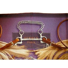 Hermès-PROJETS CARRÉS-Multicolore