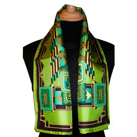 Hermès-ASTRES et SOLEILS-Multicolore