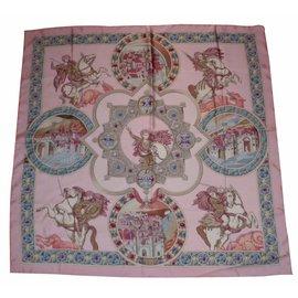 Hermès-Le TRIOMPHE du PALADIN-Multicolore
