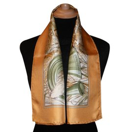 Hermès-CHASSE au BOIS-Multicolore