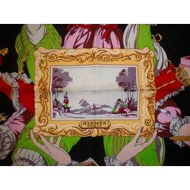Hermès-PLAISIR  de FRANCE-Multicolore