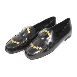 Chloé-Loafers-Black