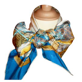 Hermès-AMOURS-Multicolore