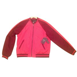 Marc by Marc Jacobs-Blazers Jackets-Dark red