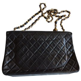Chanel-Travel bag-Black