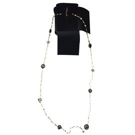 Chanel-Long necklaces-Eggshell