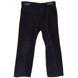 Tartine et Chocolat-Pantalons garçon-Bleu