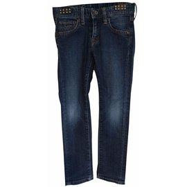 Pepe Jeans-Pantalons garçon-Bleu