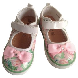 Roberto Cavalli-Baskets enfant-Multicolore