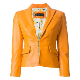 Dsquared2-Veste-Orange