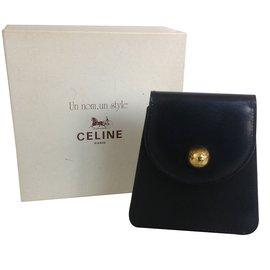 Céline-Purses, wallets, cases-Black